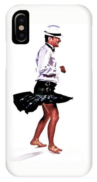 The Happy Dance IPhone Case