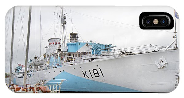 The Harbor IPhone Case