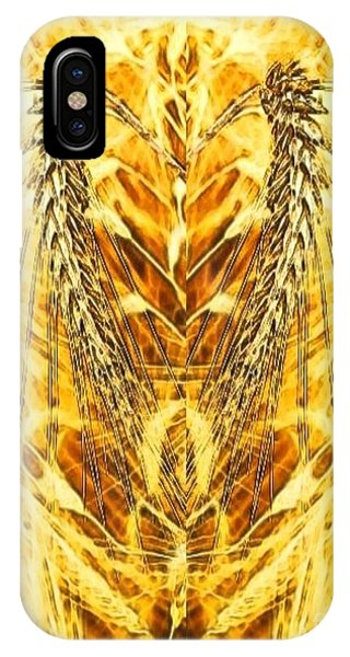 The Harvest Is Plentiful The Laborers Are Few IPhone Case