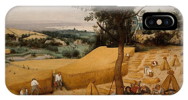 iPhone Case - The Harvesters by