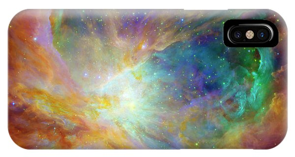 Space iPhone Case - The Hatchery  by Jennifer Rondinelli Reilly - Fine Art Photography