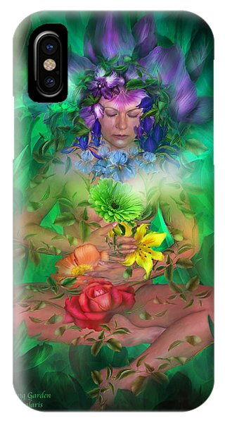 The Healing Garden IPhone Case
