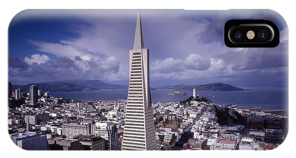The Heart Of San Francisco IPhone Case
