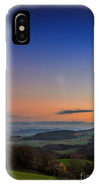 The Hegauview IPhone Case