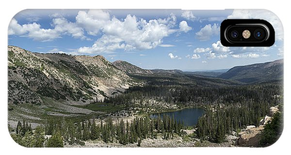 The High Uintas IPhone Case