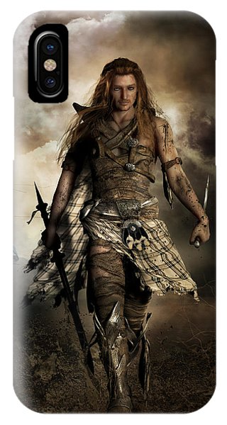 iPhone Case - The Highlander by Shanina Conway