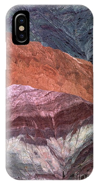 The Hill Of Seven Colors Argentina IPhone Case