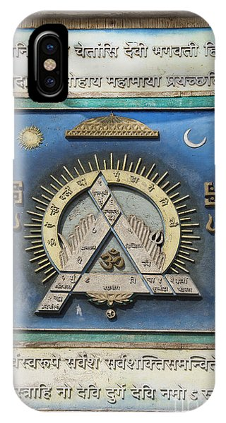 The Hindu Tantra IPhone Case