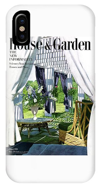 The Horsts Garden IPhone Case