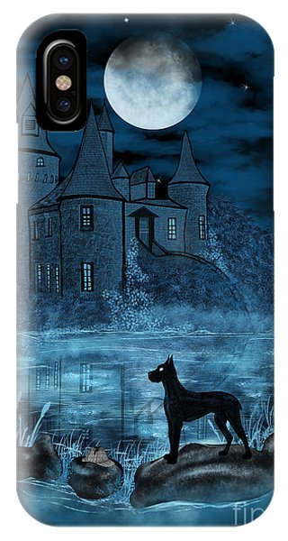 The Hound Of The Baskervilles IPhone Case