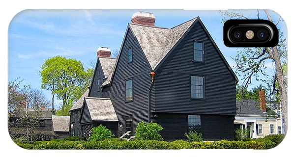 The House Of The Seven Gables IPhone Case