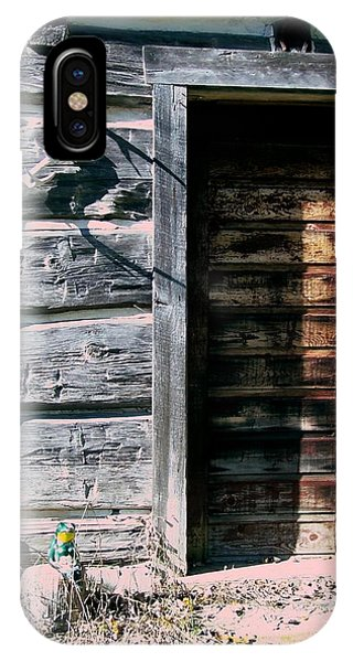 The Hundred Year Old Door IPhone Case