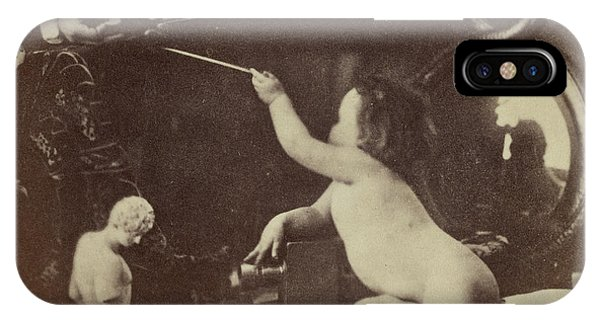 The Infant Photography Giving The Painter An Additional Phone Case by Litz Collection