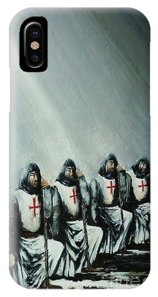 The Initiation IPhone Case
