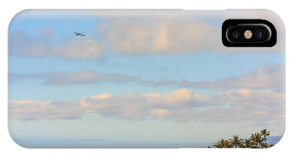 IPhone Case featuring the photograph The Island Of Oahu by Susan Leonard