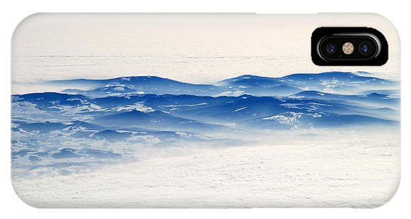 The Sea Of Clouds IPhone Case