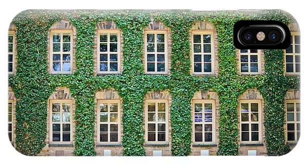 The Ivy Walls IPhone Case