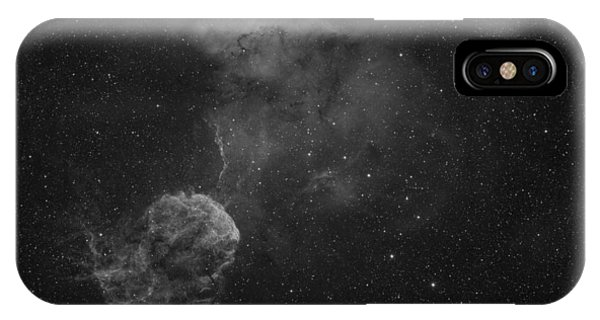 The Jellyfish Nebula Phone Case by Brian Peterson