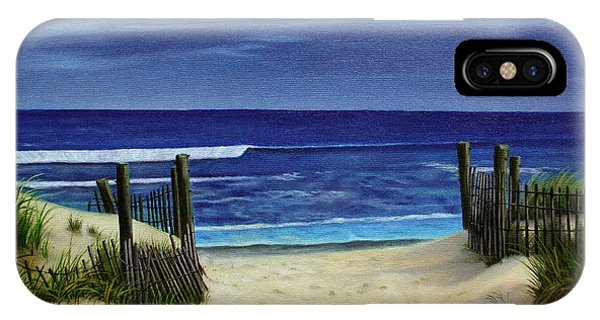 The Jersey Shore IPhone Case