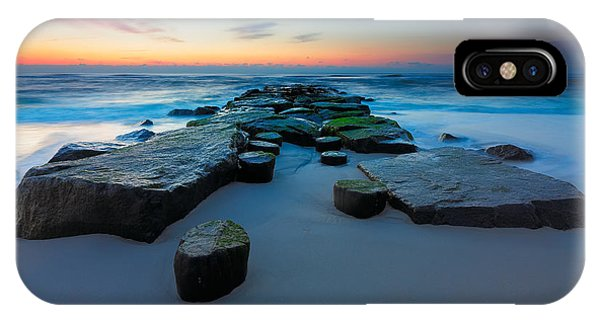 Haven iPhone Case - The Jetty by Rick Berk