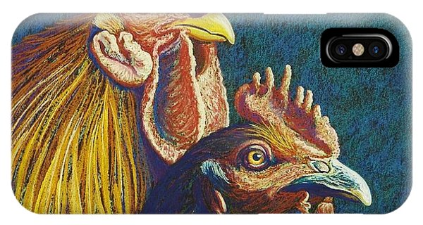 iPhone Case - The Joneses by Cynthia Sampson