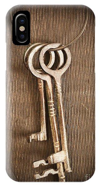 The Keys IPhone Case