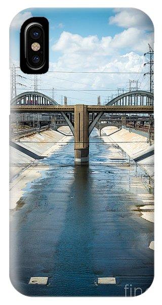 The La River IPhone Case