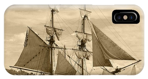 The Lady Washington Ship IPhone Case