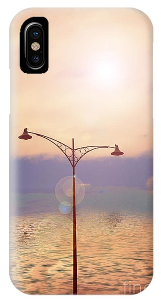 The Lampost IPhone Case