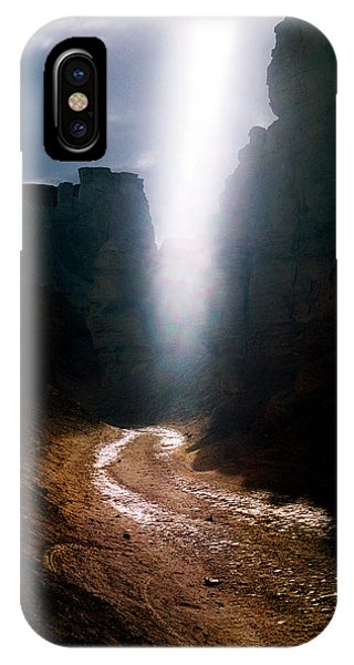 The Land Of Light IPhone Case