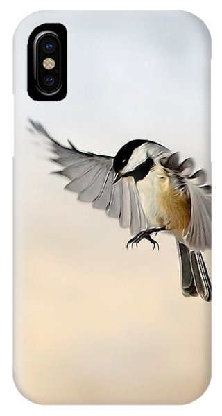 The Landing IPhone Case