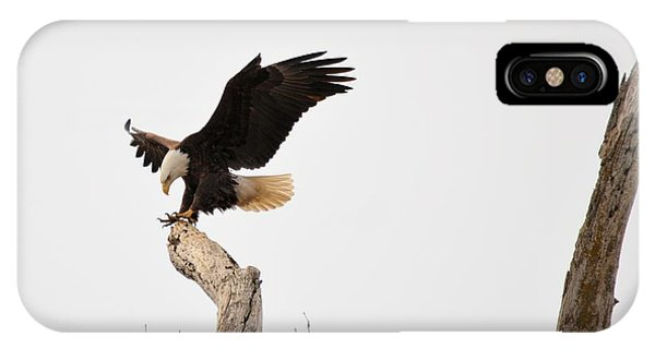 The Landing IPhone Case