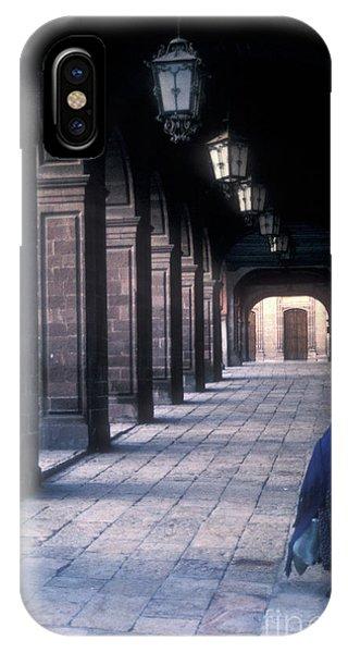 The Last Journey San Miguel De Allende IPhone Case