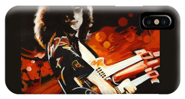 Stairway To Heaven. Jimmy Page  IPhone Case