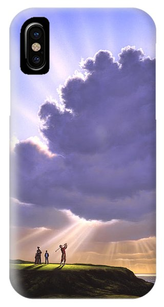 The Legend Of Bagger Vance IPhone Case