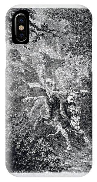 The Legend Of Sleepy Hollow IPhone Case