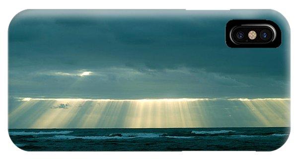 The Light Above Kapoho IPhone Case