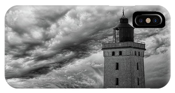 Sand iPhone Case - The Lighthouse Mood. by Leif L?ndal