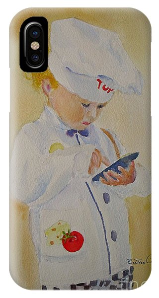 The Little Chef IPhone Case