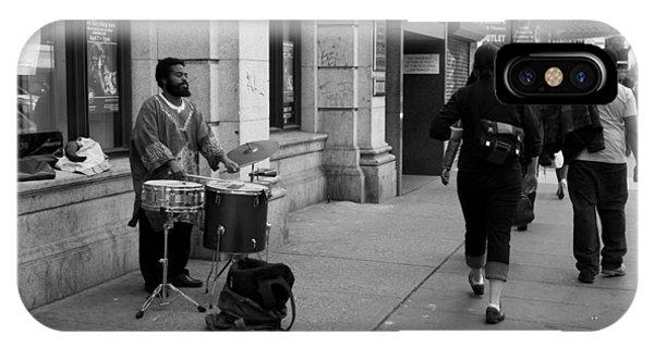The Little Drumer IPhone Case