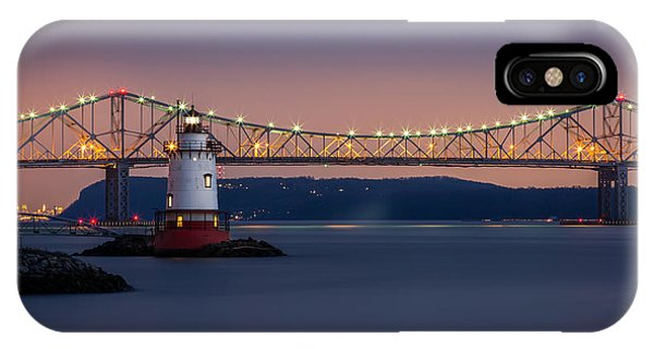 The Little White Lighthouse IPhone Case