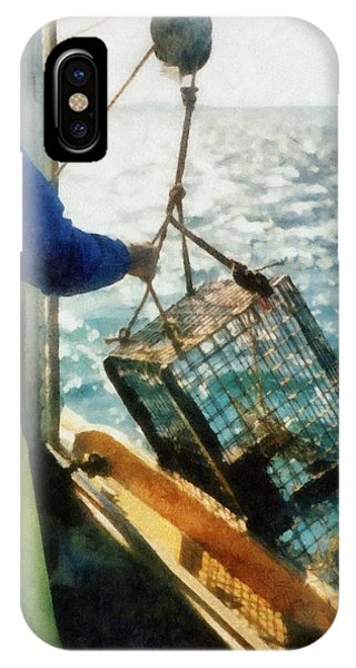 The Lobsterman IPhone Case