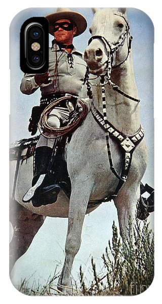 The Lone Ranger IPhone Case