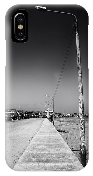 The Long Walk Back IPhone Case