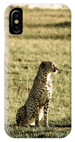 The Look That Kills IPhone Case