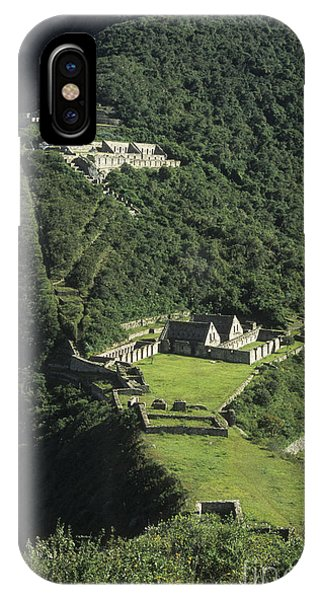 The Lost City Of Choquequirao IPhone Case