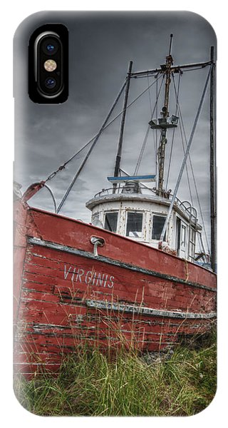 The Lost Fleet Standing Tall IPhone Case
