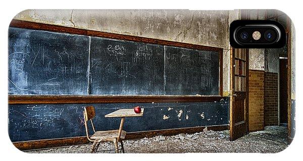 The Lost Teacher IPhone Case