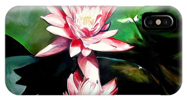 The Lotus IPhone Case