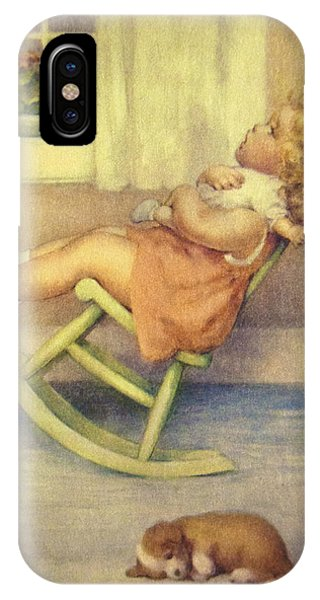The Lullaby IPhone Case